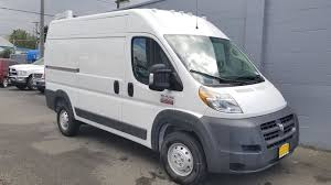 new 2018 ram promaster high roof 136 wb