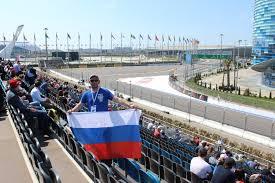 Быстрые майские. Первый раз на Гран При России Формулы-1