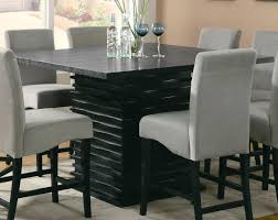 dining room creative square granite dining table with inside granite top table designs round granite top