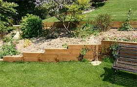Small Picture Stunning Retaining Wall Ideas For Sloped Backyard Images
