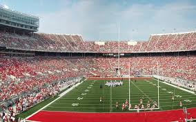 Osu Buckeye Stadium Seating Chart Ohio State Buckeyes Football Seating Chart Map Seatgeek