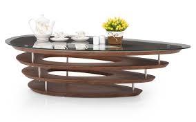 royaloak madrid coffee table with veneer finish
