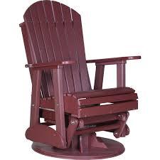 Patio Glider Bench  TreenovationOutdoor Glider Furniture