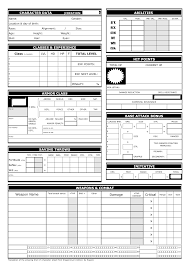 dnd 3 5 character sheet show off your character sheet designs role playing games stack