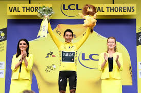 Find what to do today, this weekend, or in may. The Zipaquira Paris Express Is On Time Egan Bernal Takes Tour De France