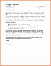 9 Cover Letter For Qa Tester Writing A Memo Mla Format