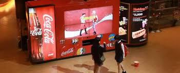 Free Coke Vending Machine Interesting Vending Machine Makes You Dance For A Free Coke [VIDEO] TrendMonitor