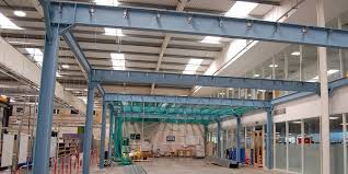 office mezzanine floor. DMA Was Awarded A Contract By Rosemount Measurement Ltd Of Slough To Build Mezzanine Floor Increase The First Office Space 315m². D