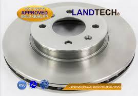 For Hyundai Kia High Carbon Brake Disc 517121g000 517121g500