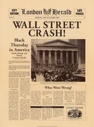 Image result for 1932 Wall Street Crash