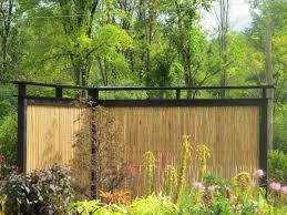 inexpensive fence styles. Perfect Inexpensive Image Of DIY Bamboo Fence Style In Inexpensive Styles
