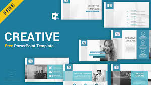 Ppt Templates Download Free Creative Free Download Powerpoint Template Slidesalad