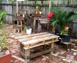 diy pallet patio bar. Diy Pallet Outdoor Bar DIY Table Set 101 Ideas Patio