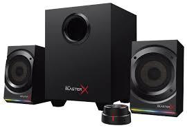 Компьютерная акустика <b>Creative Sound BlasterX</b> Kratos S5 ...