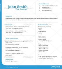 One Page Resume Template | Resume Templates And Resume Builder