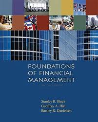 Access Financial Management Foundations Of Financial Management With Time Value Of Money S P