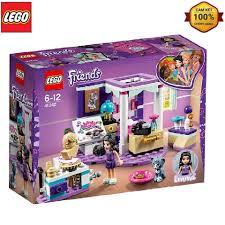 Đồ Chơi Xếp Hình Phòng Ngủ Sang Trọng Của Emma LEGO FRIENDS ...