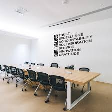 Office Wall Design Inspiration Us 6 22 20 Off Our Value Office Inspiration Wall Decals Word Vinyl Removable Large Volume Sticker Quote Inspiration Art For Working Decor A20 In