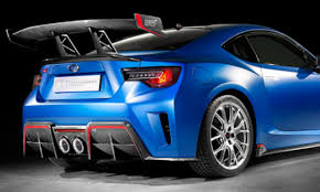 2018 subaru brz interior. unique 2018 2018 subaru brz turbo rear view in subaru brz interior