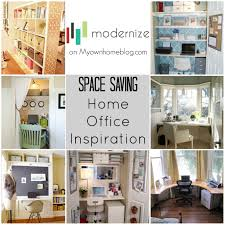 space saving home office furniture. Space Saving Home Office Inspiration: Offices That Double As Guest Rooms Furniture O