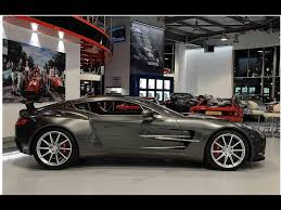 Rare Aston Martin One 77 Up For Sale Ccfs Uk