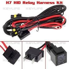 h7 hid conversion kit relay wiring harness for fog light headlight  at 04 Mercedes Benz Kompressor Sport Foglight Wire Harness