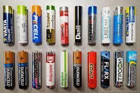 Дешёвые и дорогие <b>батарейки ААА</b> / Блог компании LampTest ...