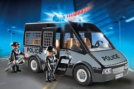 Playmobil City Action Police Van With Lights And Sound 6043 Playmobil Police Van With Lights And Sound Best