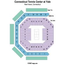 Connecticut Tennis Center At Yale Events And Concerts In New