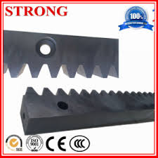 China Customized High Quality Popular Gear Rack Pinion for