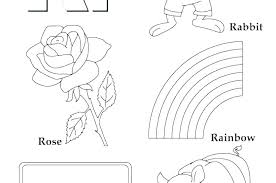 the letter r coloring pages page alphabet flowers m for s p the letter r coloring