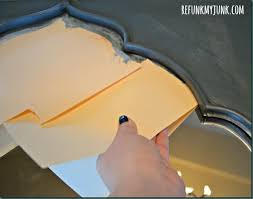 diy painted mirror frame. How To Paint A Mirror Frame 5 Diy Painted