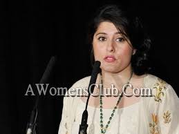 Humaira The Dream Catcher Beauteous Sharmeen ObaidChinoy Dazzles In Misha Lakhani At 'Humaira The
