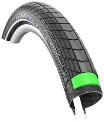 Обзор велосипедных покрышек <b>Schwalbe Big Apple</b>