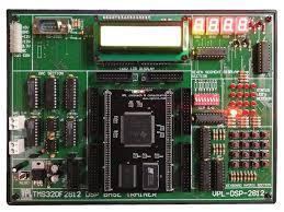 <b>DSP2812 Development Board</b> (VPL-<b>DSP2812</b>) - VPL Infotech ...
