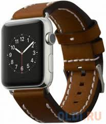 <b>Ремешок Cozistyle Leather Band</b> CLB012 для часов Apple Watch ...