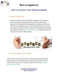 best finance homework help images finance corporate finance assignment help