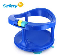 safety 1st swivel bath seat slip resistant with easy release tabs locking mechanism and rotates 360