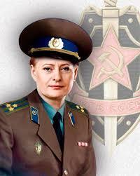 Даля Поликарповна Грибаускайте Часть Спец путана советского КГБ