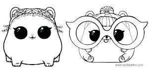 I Love You Baby Coloring Pages New Free Printable Surprise Dolls
