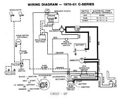 c 81 simple wiring diagram wheel horse electrical redsquare share this post