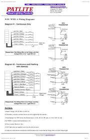 patlite wiring diagram wiring diagram libraries patlite corporation lu7 wiring diagrams parts procurementpatlite corporation wm series indicators partsprocurement