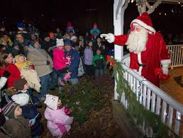 Boiling Springs Pa Christmas Tree Lighting Weekend Events Usher In Holiday Season Boiling Springs