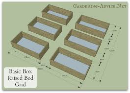 Small Picture Easy To Build Raised Bed Garden Plans