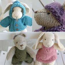 Free Knit Patterns Unique Bunny Rabbit Knitting Patterns In The Loop Knitting