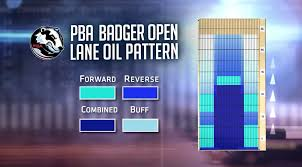 Badger Oil Pattern
