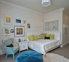 Showhouse Bedroom Malm Ikea Bed For A Eclectic Kids With A Throw Pillows And