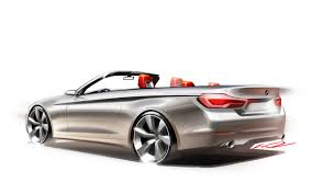 BMW Convertible bmw 4 series convertible white : 2014 BMW 4 Series Convertible - White Background - 6 - 1280x800 ...