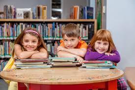 book fair kids