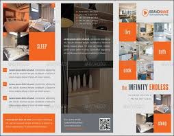 Interior Design Brochure Template Gorgeous 44 Photo Realistic Corporate Brochure Template Designs 44